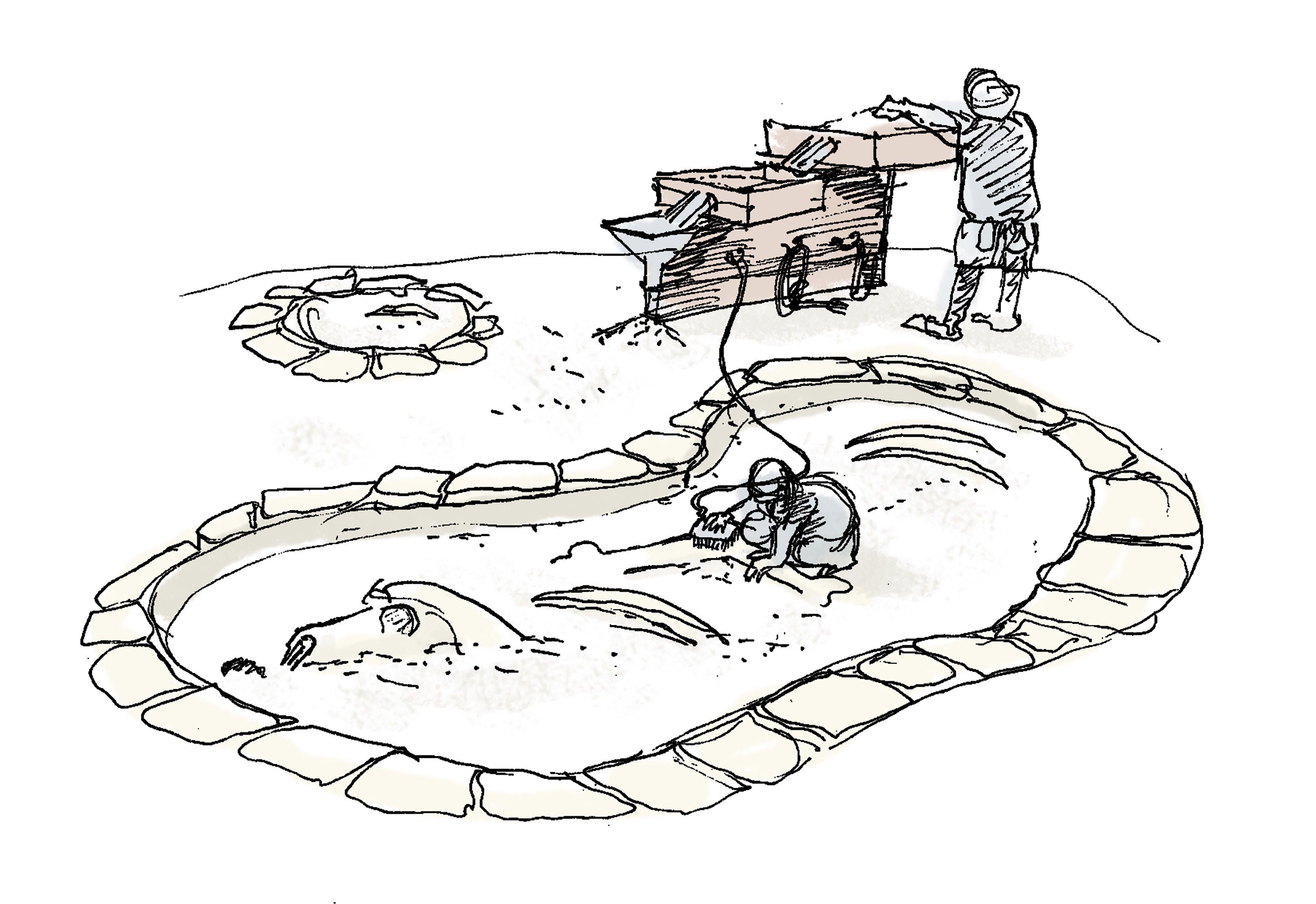 Playground fossil pit copy