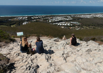 Mt Coolum Summit Lookout