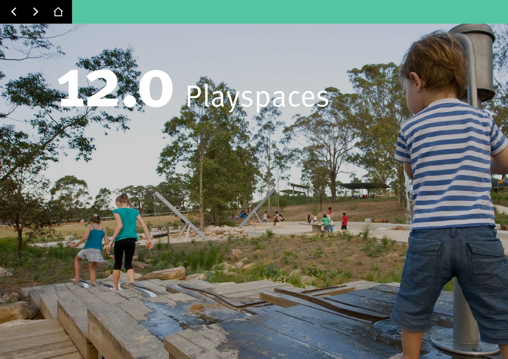 Western Sydney Parklands Design Manual Playspaces (Photo: Simon Wood)