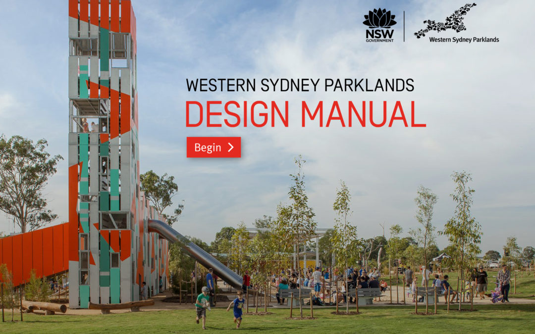 Winner of a NSW AILA Award of Excellence