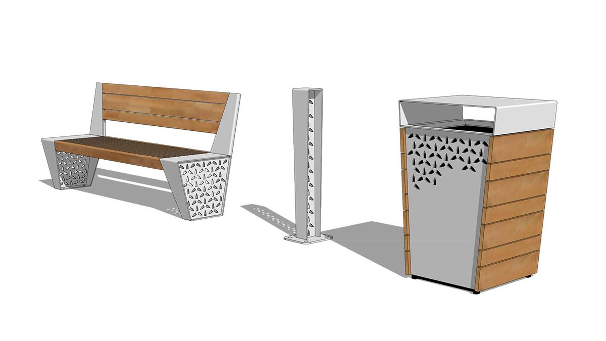 Xantho Furniture Range