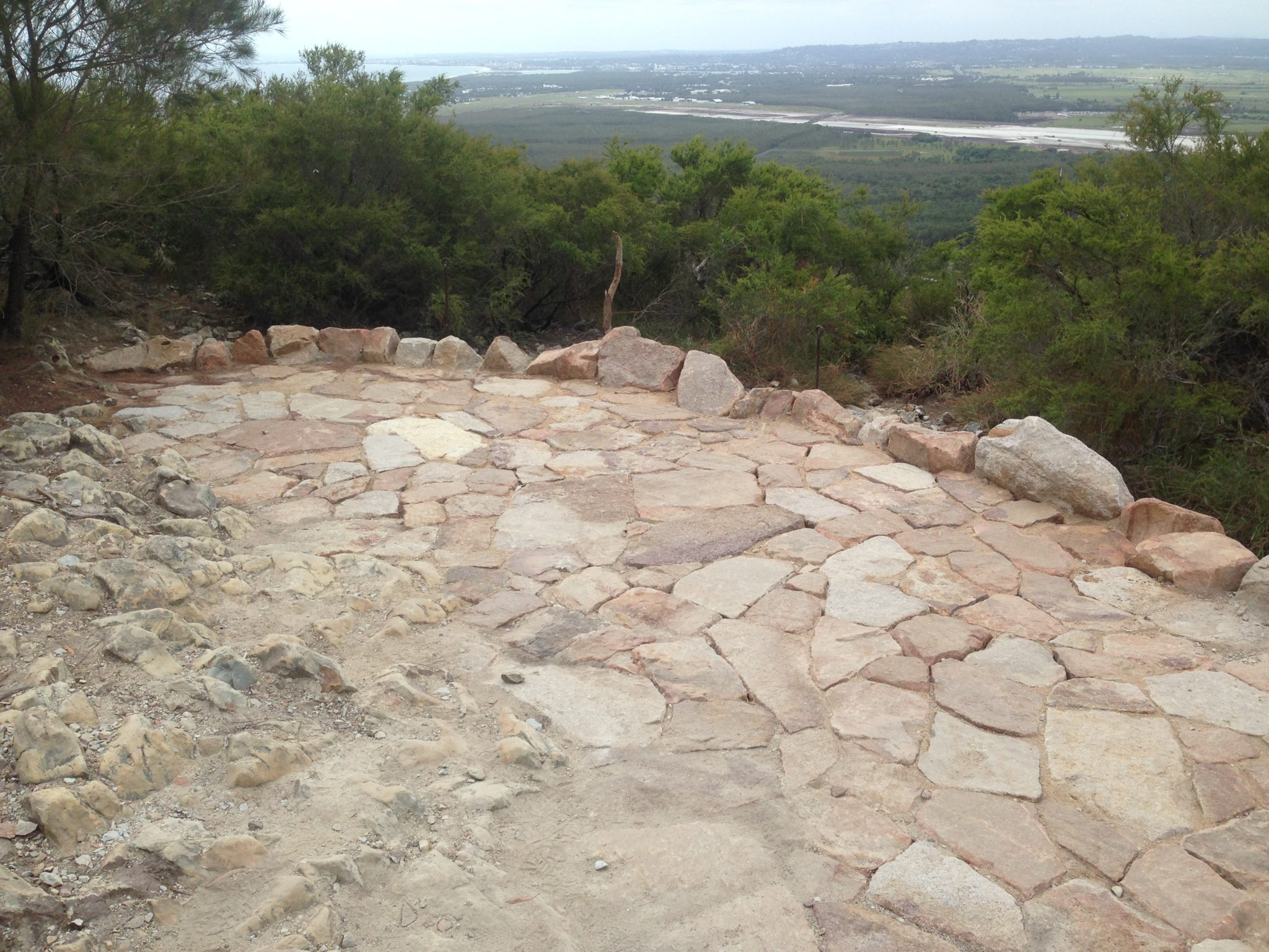 Constructed Southern Lookout